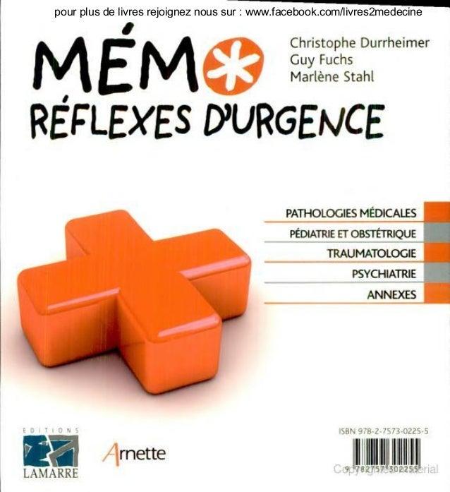 pour plus de livres rejoignez nous sur : www.facebook.com/livres2medecine