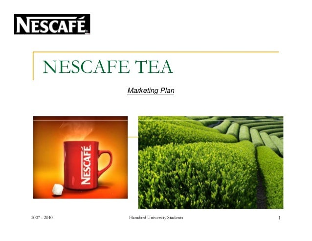 nescafe marketing report Daxue consulting daxue is china's top strategic-driven research consulting firm, offering a variety of services for those wishing to enter the china market.