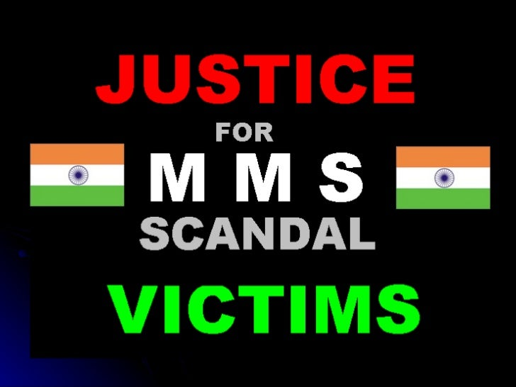Justice for Mms sex scandal victims