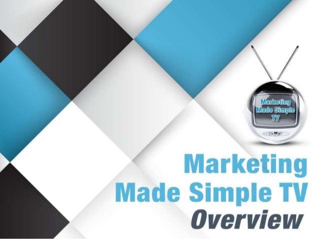 Marketing Made Simple TV Sponsorship Value