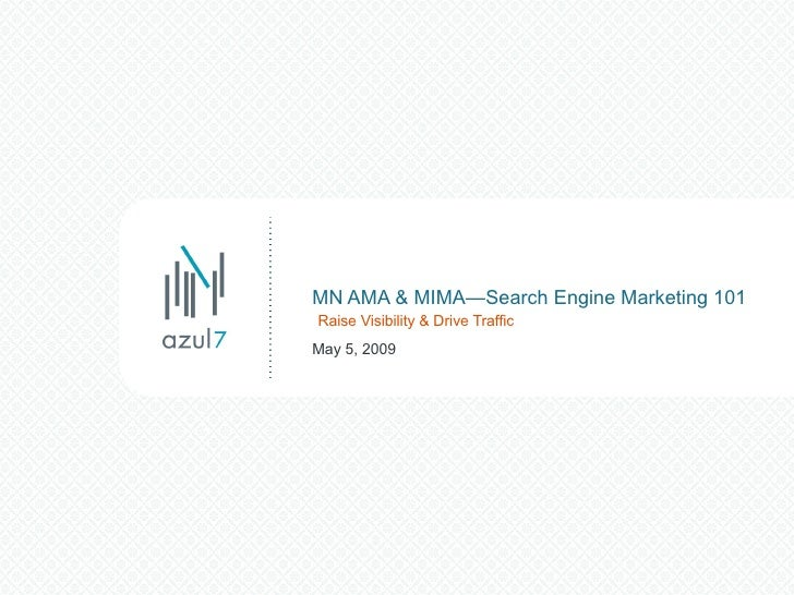 MN AMA Search101