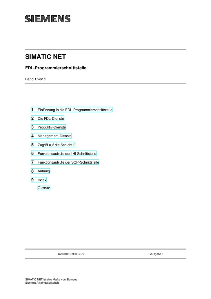 SIMATIC NETFDL-ProgrammierschnittstelleBand 1 von 1    1 Einführung in die FDL-Programmierschnittstelle    2 Die FDL-Diens...