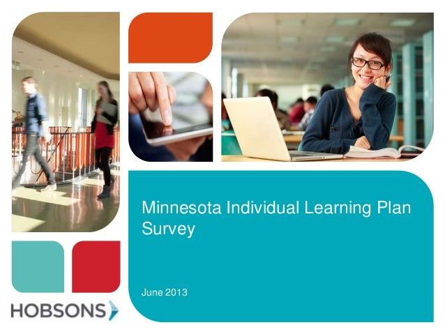 The Impact of Individual Learning Plans in Minnesota