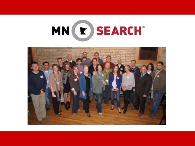 MnSearch Board of Directors (2011 - 2013)