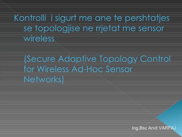 paper sensor dhe shnderrues