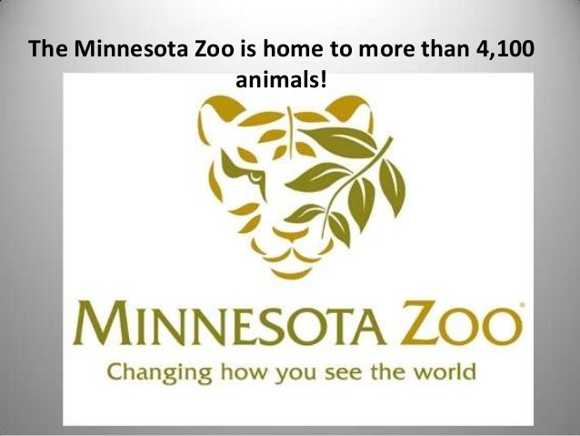 Minnesota Zoo - An Introduction for K-1