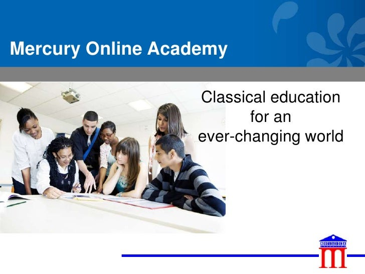 Classical education for an ever-changing world<br />