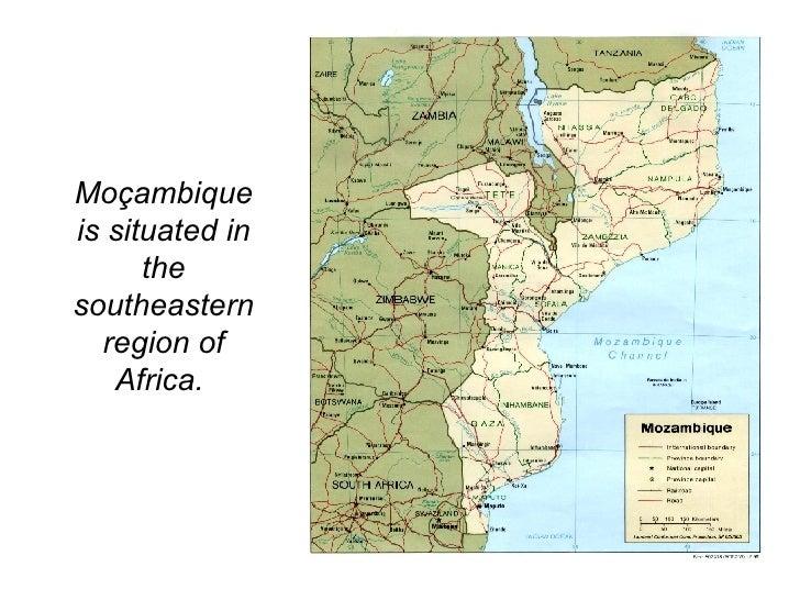 Moçambique Africa