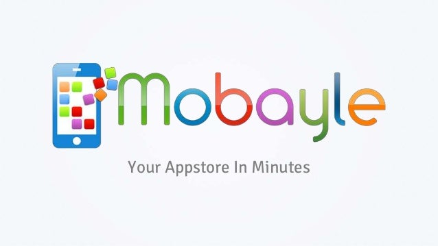 Your Appstore In Minutes