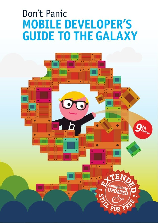 Mobile Developer's Guide To The Galaxy No. 9