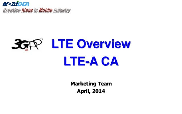Mobdiea lte overview_2nd_marketing_2014_0423_최종