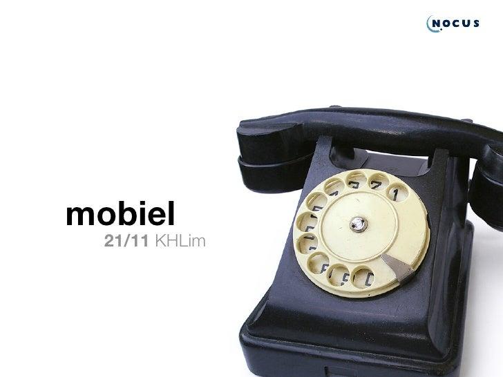 mobiel   21/11 KHLim