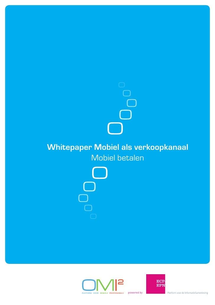 Mobiel als-verkoopkanaal-mobiel-betalen