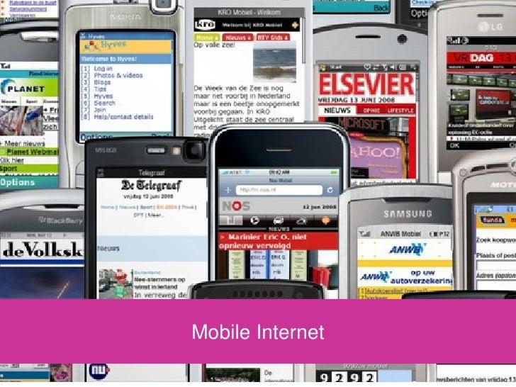 Mobiel Internet V1.0
