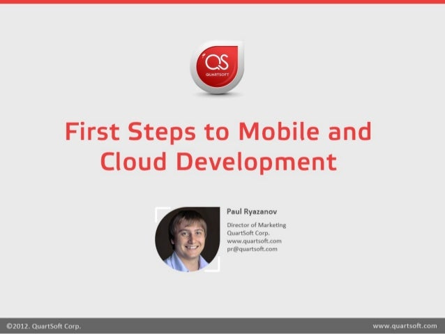 Cloud Based Business Application Development