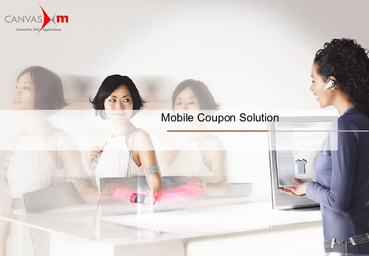 Mobile Coupon Solution