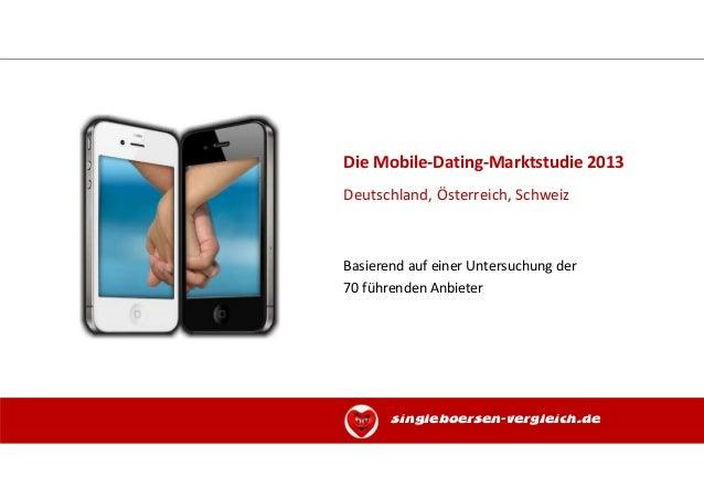 Mobile-Dating-Markt 2013
