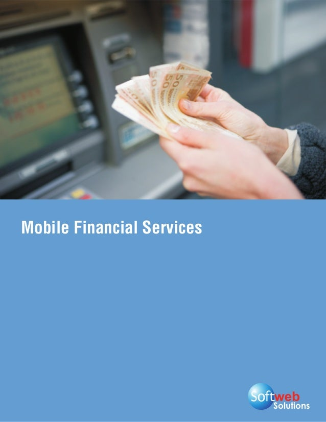 SolutionsMobile Financial Services