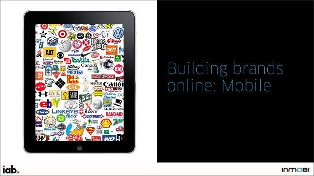 Building brands online: Mobile