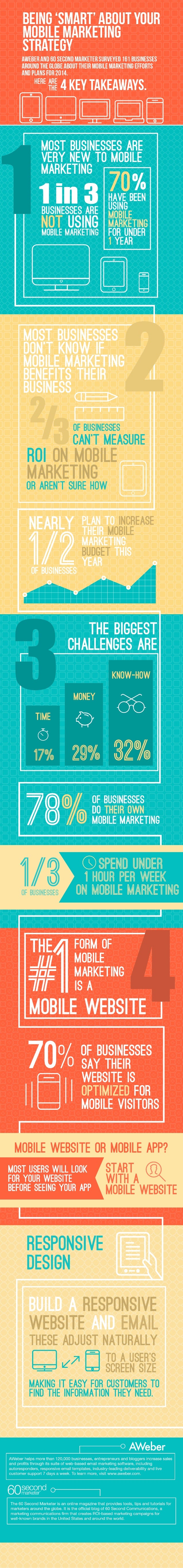 4 Things You Need to Know About Mobile Marketing in 2014 (Infographic)