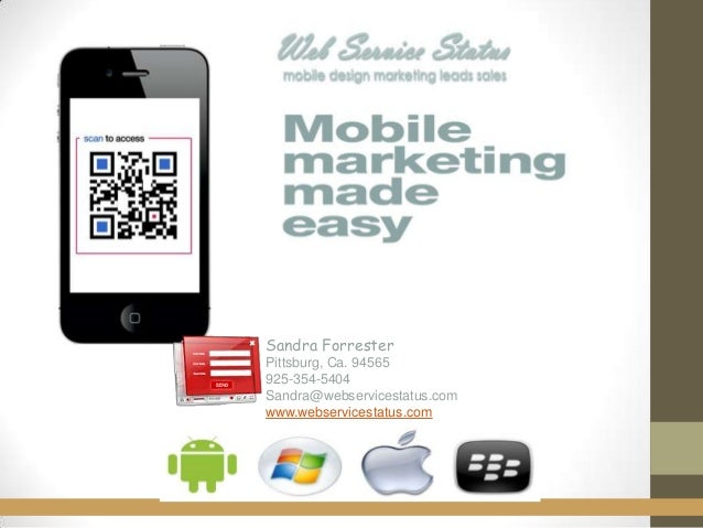 Sandra ForresterPittsburg, Ca. 94565925-354-5404Sandra@webservicestatus.comwww.webservicestatus.com