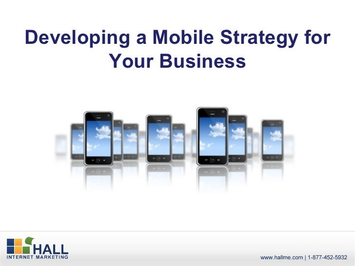 Developing a Mobile Strategy for Your Business