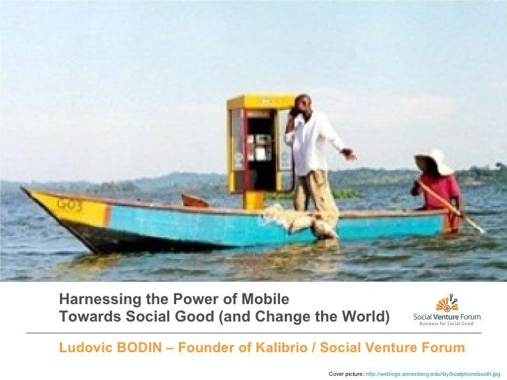Mobile Social Ventures Kalibrio