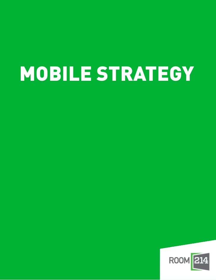 Fine Tune Your Mobile Marketing Strategy