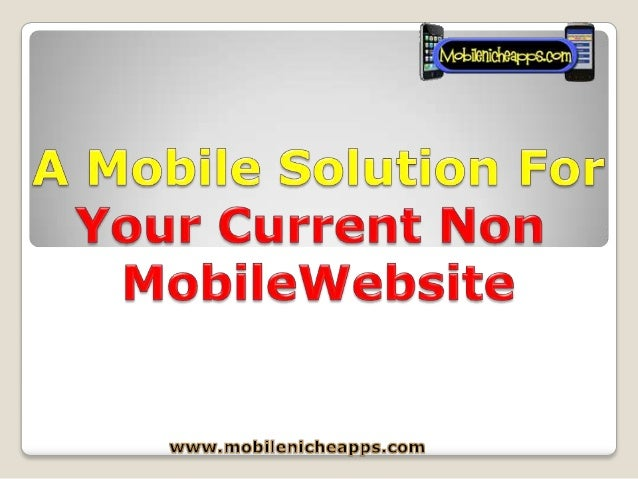 Why Should you get a mobile website for your restaurant business?