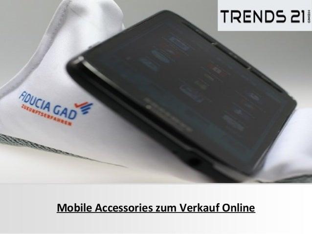 Mobile Accessories zum Verkauf Online