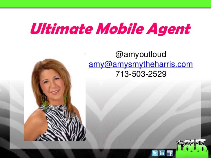 Mobile agent part 2 alabama june 2012