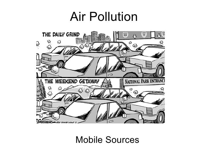 Air Pollution Mobile Sources
