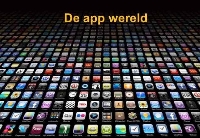 De app wereld