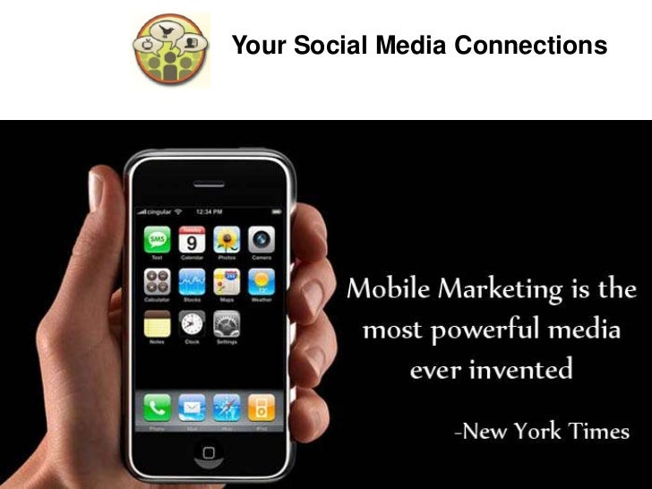 Your Social Media ConnectionsYou are about to discover….