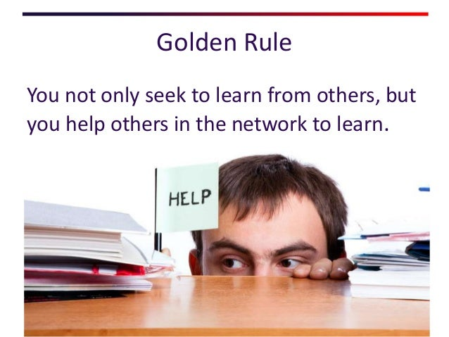 Golden rule of PLN