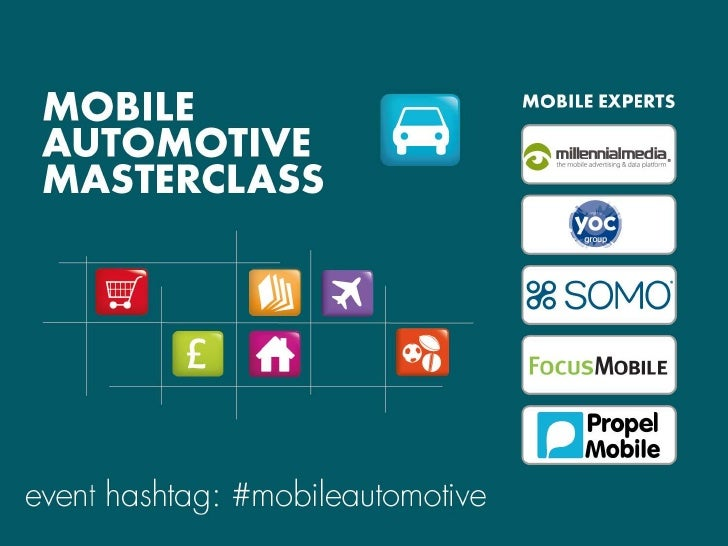 Mobile automotive masterclass deck camerjam mobile marketing
