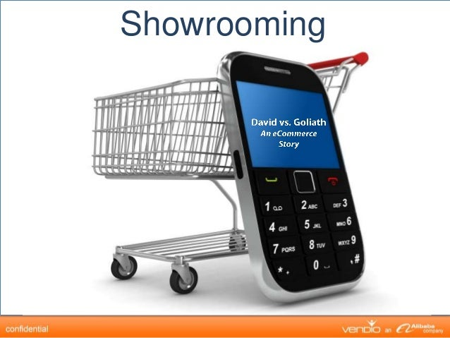 Mobile commerce and showrooming win business from the big box stores