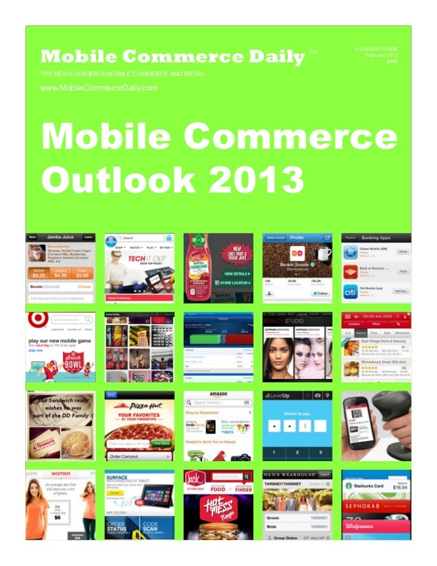 Mobile Commerce Daily                                                     A CLASSIC GUIDE                                 ...