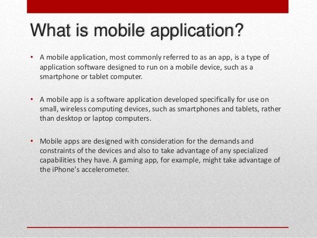 mobile application architecture pdf free
