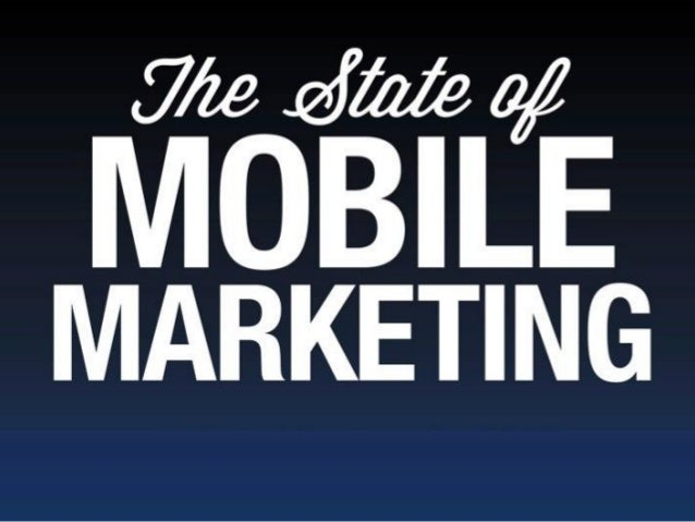 The State of Mobile Content Marketing Webinar: Compendium & ExactTarget