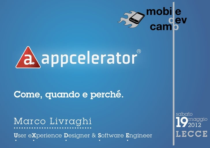 Mar co Livraghi...............................User eXperience Designer & Software Engineer.     .         .          .    ...