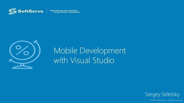 development visual studio net: