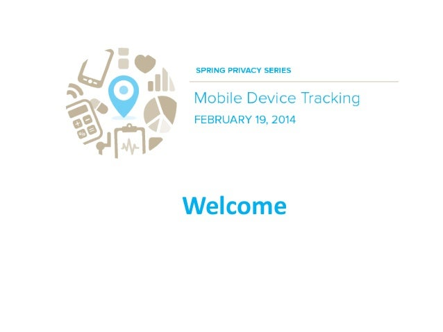 Mobile Device Tracking Seminar