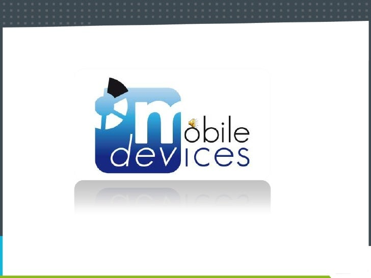 Mobile devices video  2