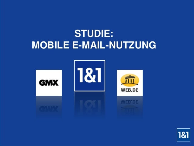 STUDIE: MOBILE E-MAIL-NUTZUNG