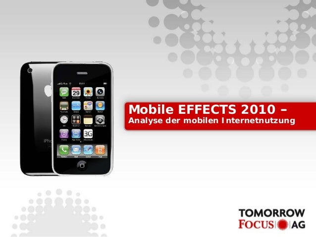 Mobile Effects 2010