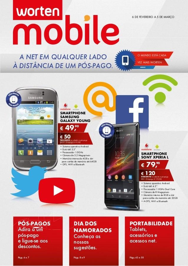 Worten Mobile - Fevereiro 2014