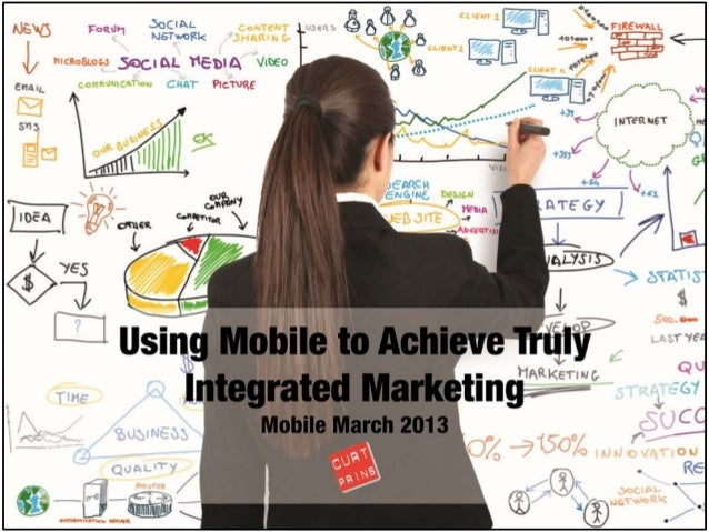 Mobile for Integrated Marketing