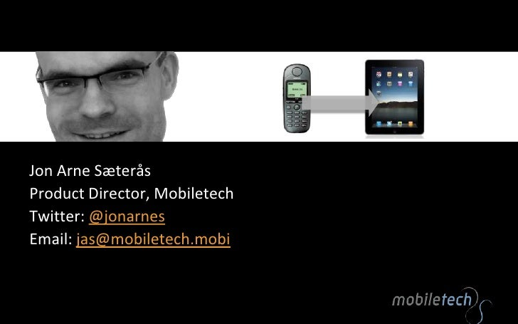 Mobile for web developers