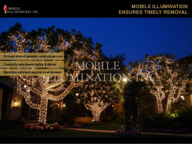 Christmas Light Installation Services In Los Angeles : Mobile Illuminu2026